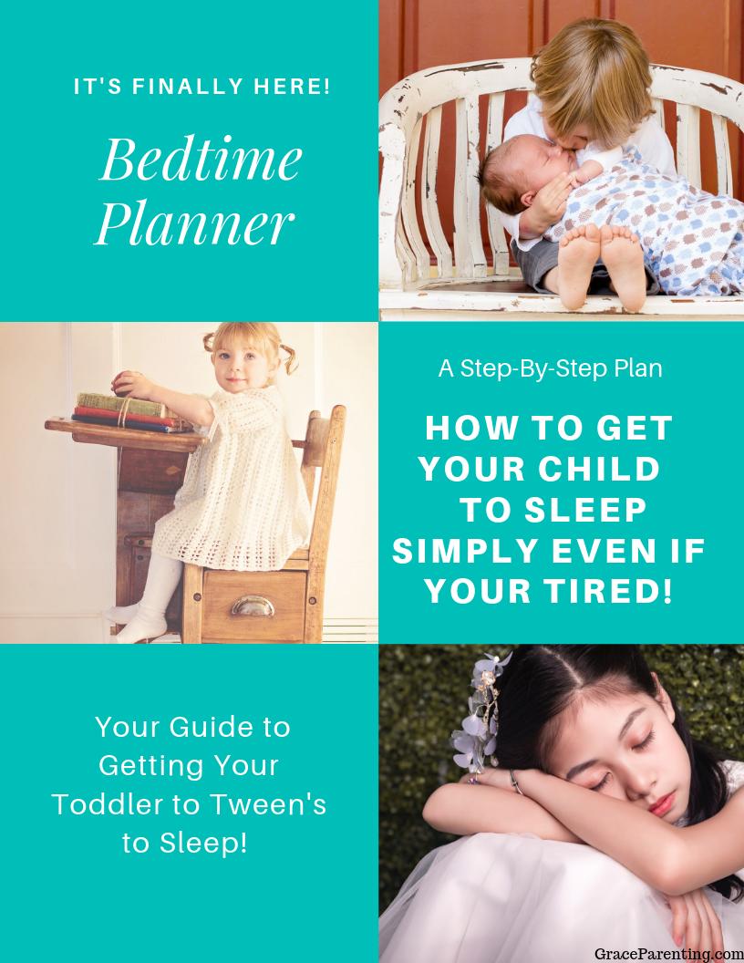 Kids Bedtime Planner.